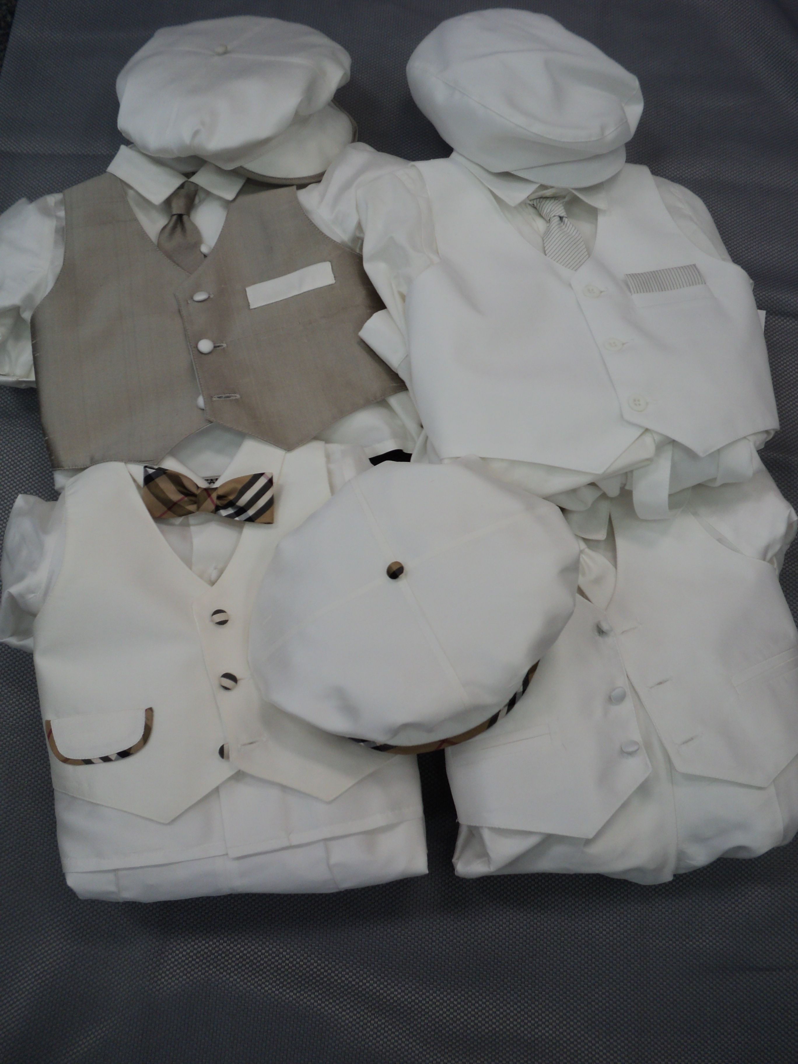 baptism outfits