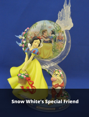 Snow White's Special Friend