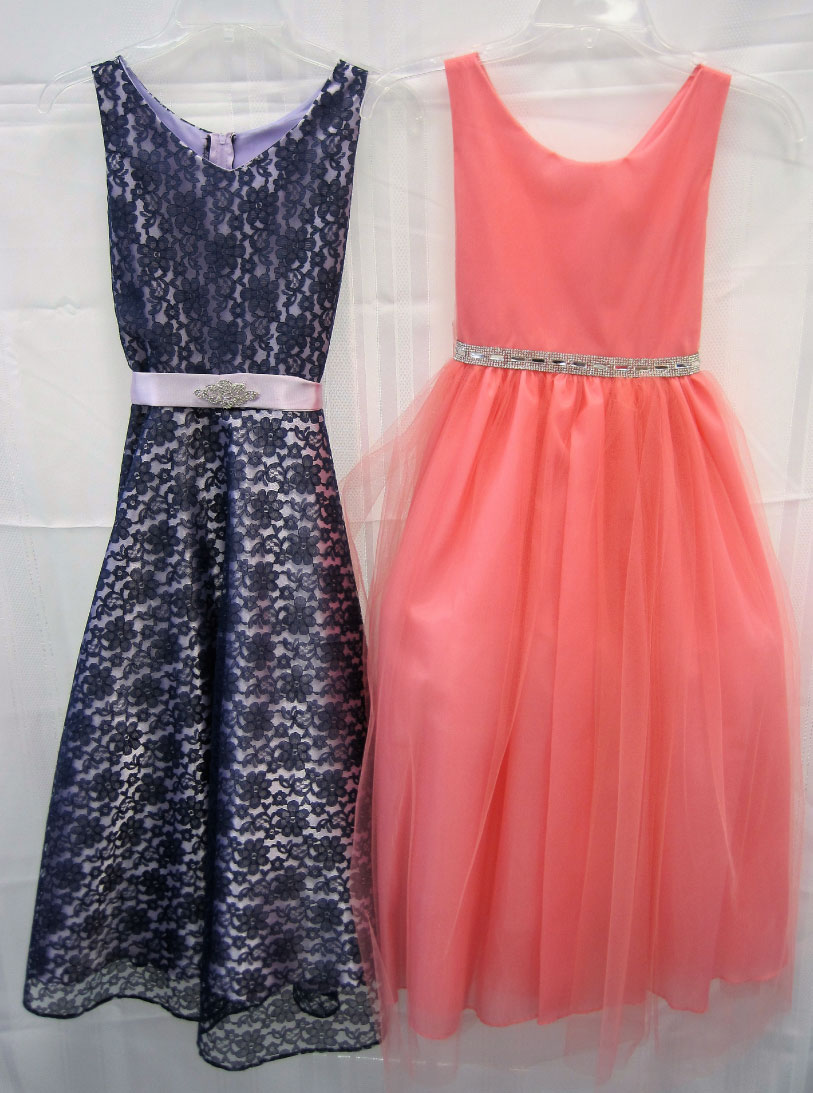 two dresses