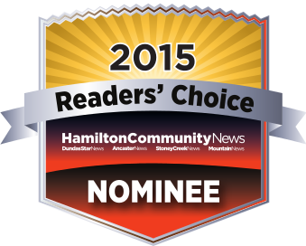2015 Reader's Choice - Nominee